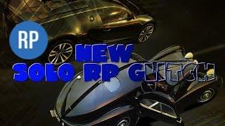 "GTA 5 RP Glitch - BEST 1.15 ""RP GLITCH"" Solo GTA 5 RP Glitch Rank Up Fast In GTA 5 Online"