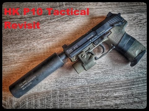 UMAREX/KWA - HK P10 SD Tactical GBB ( HK USP Compact ) Revisiting