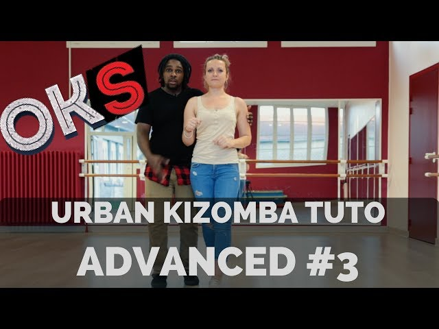 Urban Kizomba Tutorial - Advanced Move #UA3 🎓 OKS 🎓