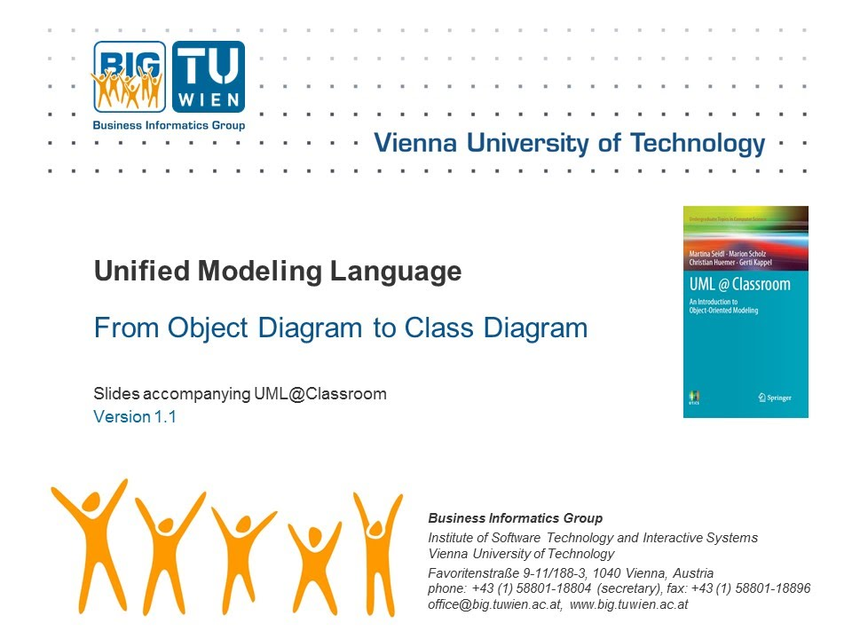 Mooc uml 6 from object diagram to class diagram youtube mooc uml 6 from object diagram to class diagram ccuart Choice Image