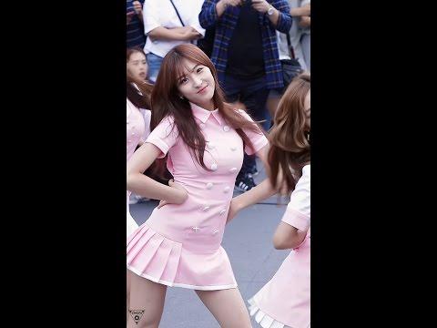160910 우주소녀(WJSN, Cosmic Girls) 은서(Eunseo) - 베베(BeBe)  @신촌게릴라 콘서트(유플렉스 앞 광장) / 직캠(Fancam) By 쵸리