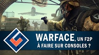 WARFACE : Un FPS multi et gratuit qui débarque sur PS4 et Xbox ONE | GAMEPLAY FR