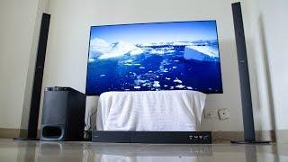 Dàn Sony HT-S700RF 1000w chuẩn âm thanh rạp chiếu phim