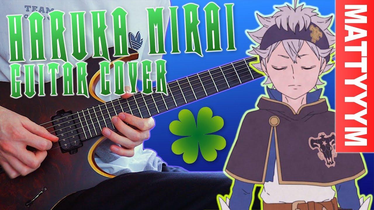 Black Clover - Haruka Mirai - Epic Metal Cover #1