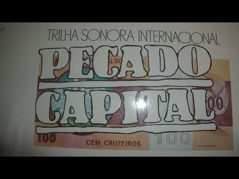 Novela Pecado Capital - 1976 - Trilha Sonora Internacional