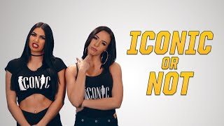 """Iconic or Not"" with Billie Kay & Peyton Royce"