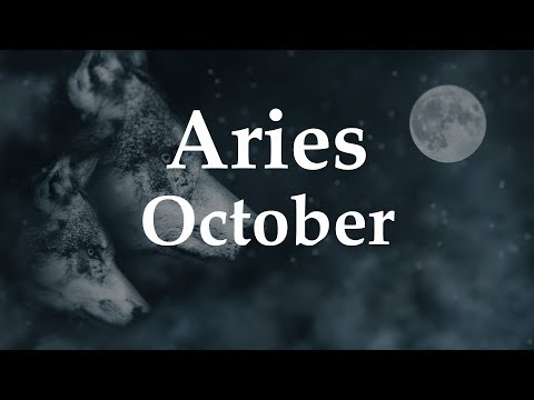 Aries RESULTS OF ALL THAT EFFORT October 2018  - Aquarian Insight