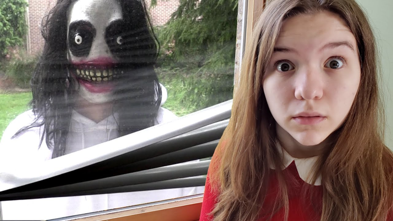 Download JEFF THE KILLER IN OUR YARD!