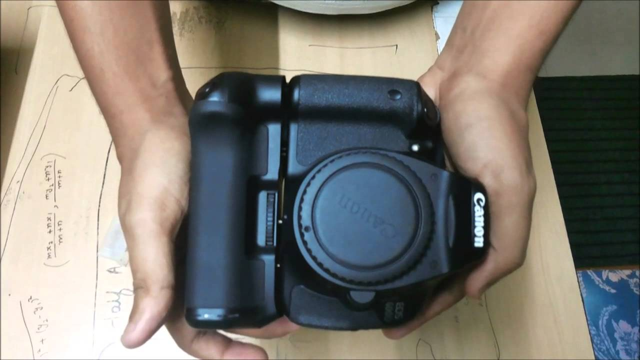 Canon BG-E8 Battery Grip for Canon EOS Rebel T4i, T3i, T2i Review
