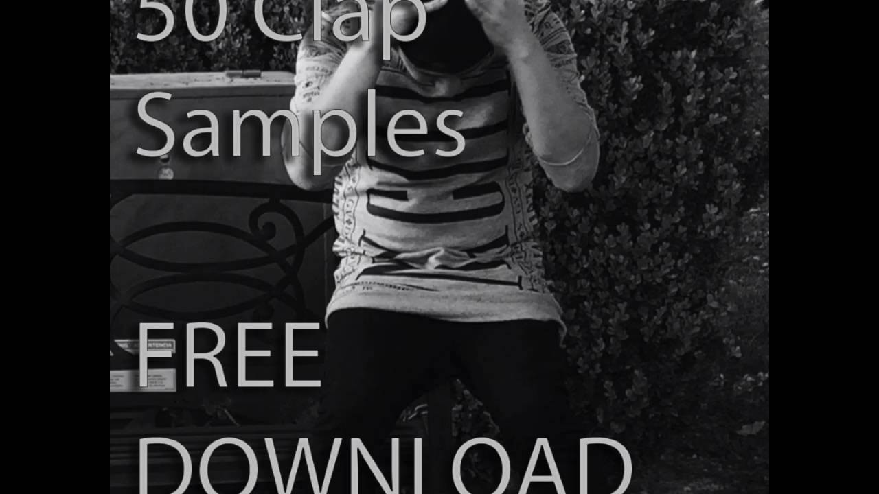 AVIXX 50 CLAP SAMPLE PACK *FREE DOWNLOAD* - YouTube