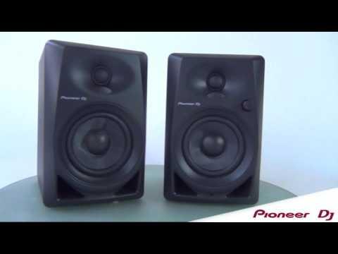 Monitores de estudio Pioneer DJ DM-40