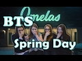Images BTS - 봄날 (Spring Day) MV REACTION [ENG SUB] [한글자막]