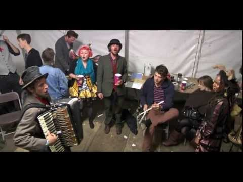Tankus the Henge - 'The Deviationist Society' (Bestival 2012)