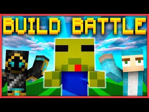 MinecraftBuild Un En Con Battle Construyendo Planeta ZiwPXOkuT