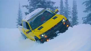 Топ Гир (Top Gear) - Ford F150 vs Chevrolet Silverado (часть 7)