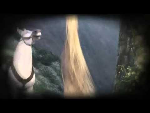 3д мультфильм рапунцель