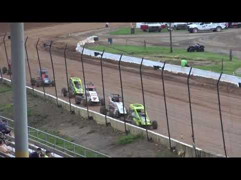 Bedford Speedway Heat 6-8-18