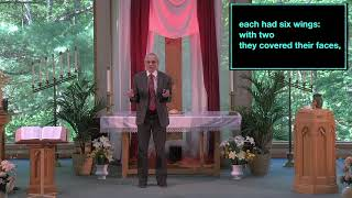 "Worship-Sunday, May 30, 2021  ""Snake on a Stick"""