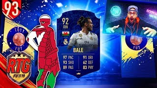 OMG YES I GOT TOTY BALE!! - FIFA 19 Ultimate Team RTG #92