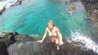 Arikok National Park Natural Pool, Aruba
