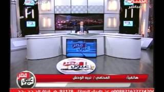 """نبيه الوحش: """"اللي بيطالب بتغيير مادة ازدراء الاديان صهيوني"""" (فيديو)"""