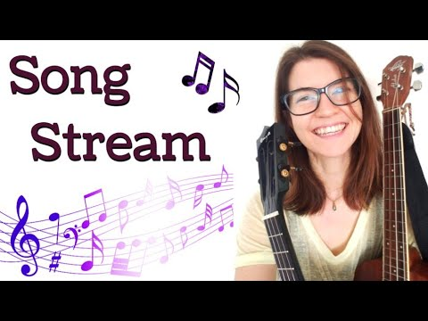 Streamin' the Dream - Original Ukulele Songs and Good Times