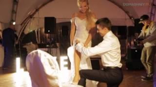 «Моя свадьба лучше!»: букеты и свадебные подвязки