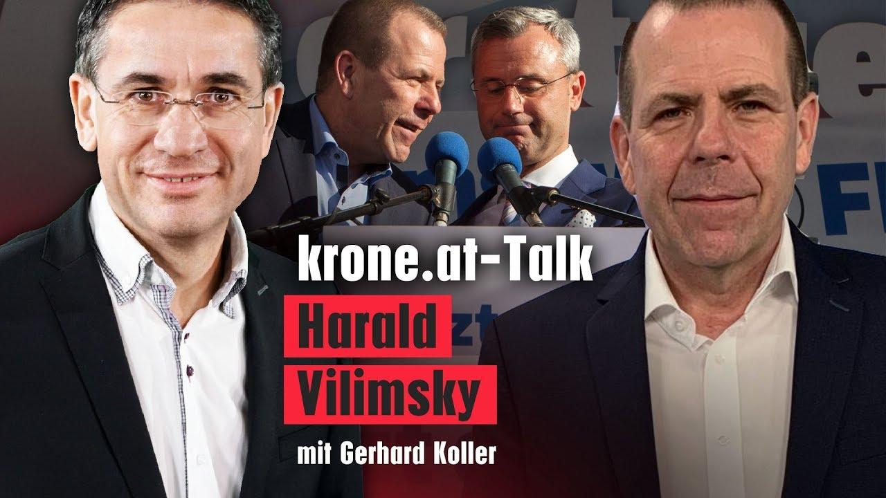 "Download Vilimsky: ""Die Alt-ÖVP ist eher links als rechts"" | krone.at News-Talk"