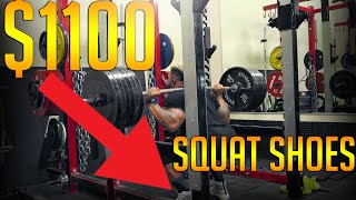 I Bought $1100 Squat Shoes To …