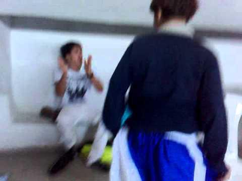 haha sport time in rawdah high school taher daouk :P