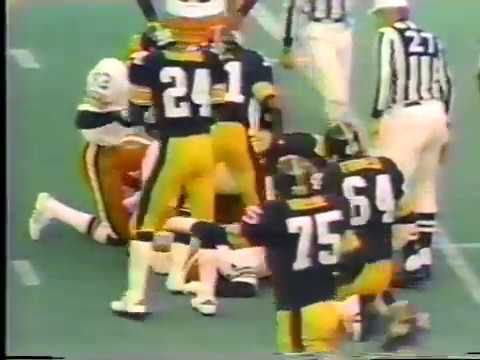 1977 Browns at Steelers edited huddles