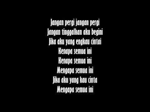 Zizan Feat Dina - Selamat Tinggal