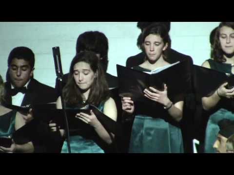 "(Carmina Burana ""O Fortuna"") By Mira Costa High School Choir MCHS, Manhattan Beach, California"