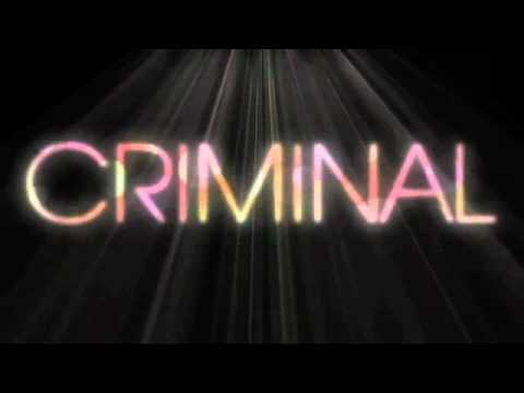 "Britney Spears - ""Criminal"" Official Lyric Video"
