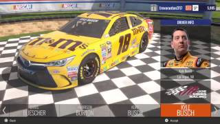 FIRST NASCAR HEAT REVOLUTION LIVESTREAM