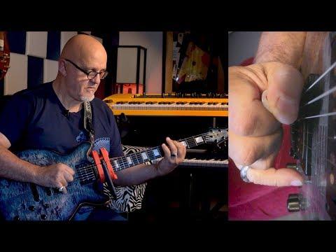 Frank Gambale's Cascading Sweep Harmonics