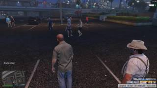 PierreDunn Highlights GTA RP - Уличные бои