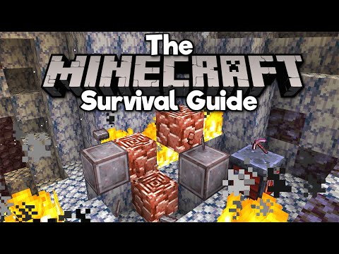 How To Upgrade To Netherite! ▫ The Minecraft Survival Guide (Tutorial Let's Play) [Part 306]