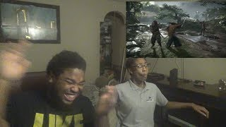 Ghost of Tsushima Trailer Reaction