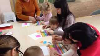 Развивающие уроки для малышей. Одесса, Таирова, школа раннего развития, подготовка к школе