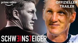 Schweinsteiger: Memories - Von Anfang bis Legende | Offizieller Trailer | Prime Video DE