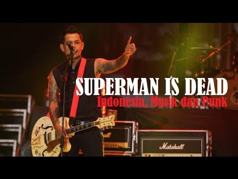 Superman Is Dead Interview : Bicara Indonesia, Musik dan Band Punk