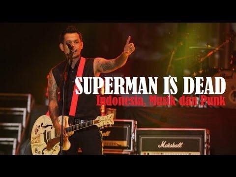 Superman Is Dead Interview : Bicara Indonesia, Musik dan Band Punk