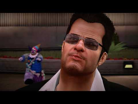 Dead Rising 2: Off the Record: Evan Psychopath Fight |