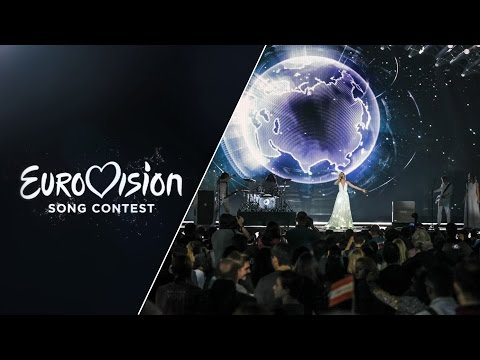Полина Гагарина - A Million Voices (Russia) - LIVE at Eurovision 2015 Grand Final