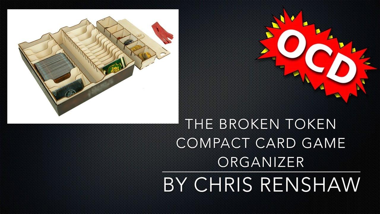 Using The Broken Token for Arkham Horror: The Card Game