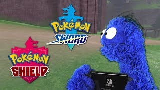 My Conflicted Early Impressions of Pokemon Sword and Shield