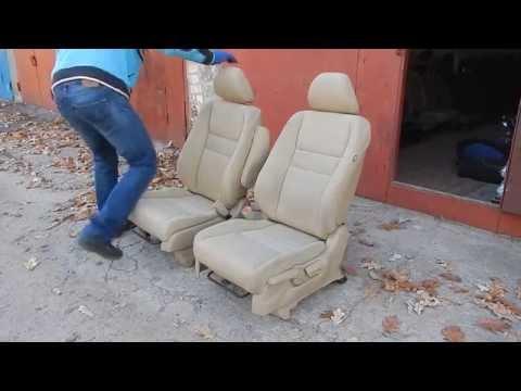 HCRV-3 Honda CRV - передние сиденья с подлокотником