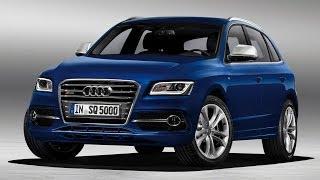 Ауди СК5 2013 (Audi SQ5) Вседорожник