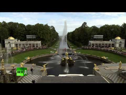 Peterhof - The Russian Versailles - Part 1